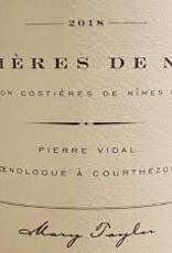 Mary Taylor Costieres de Nimes by Pierre Vidal 2018 - 750ml