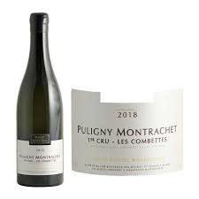 """Domaine Morey Coffinet Puligny Montrachet 1er Cru """"Les Combettes"""" 2019 - 750ml"""
