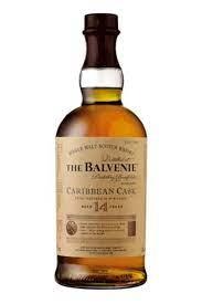 "The Balvenie Scotch ""Caribbean Cask"" 14 Year 750ml"