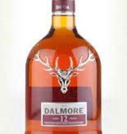 The Dalmore 12yr 750ml