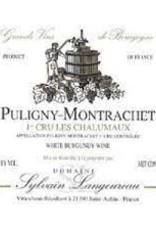 "Sylvain Langoureau Puligny Montrachet 1er Cru ""Les Chalumaux"" 1er Cru 2019 - 750ml"