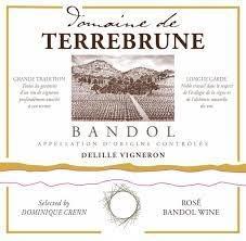 Domaine de Terrebrune Rosé Bandol 2020 - 750ml