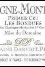 "Domaine Darviot Perrin Chassagne Montrachet Rouge ""Les Bondues"" 1er Cru 2014 - 750ml"