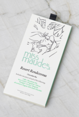 "Miss Maude's Chocolate Bar ""Resort Rendevouz"""