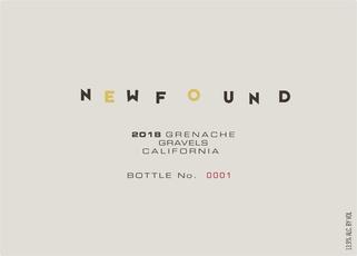 Newfound Grenache Gravels 2018 - 750ml