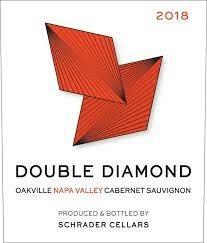 Double Diamond by Schrader Cabernet Sauvignon 2018 - 750ml