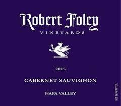 Robert Foley Cabernet Sauvignon 2015 - 750ml