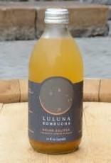 "Luluna Kombucha ""Lemongrass Lemonade"" Bottle 12oz"