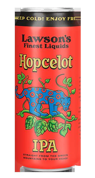 "Lawson's Finest ""Hopcelot IPA"" Case Cans 6/4pk - 16oz"