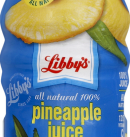 Libby's Pineapple Juice 10 oz