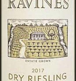 Ravines Wine Cellars Dry Riesling Finger Lakes 2017 - 750ml