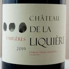 """Chateau de la Liquiere Faugeres """"Vieilles Vignes"""" Rouge 2019 - 750ml"""