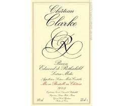 Chateau Clarke Listrac Medoc 2005 - 1.5L