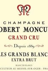 "Robert Moncuit ""Les Grands Blancs"" Grand Cru Extra Brut NV - 750ml"