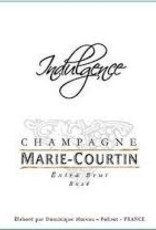 "Marie Courtin ""Cuvee Indulgence"" Extra Brut Rosé NV - 750ml"