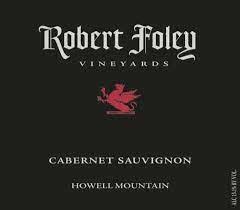 Robert Foley Cabernet Sauvignon Howell Mountain 2015 - 750ml