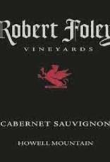 Robert Foley Cabernet Sauvignon Howell Mountain 2016 - 750ml