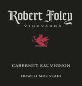 Robert Foley Cabernet Sauvignon Howell Mountain 2014 - 750ml