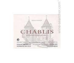 Gerard Tremblay Chablis 2018 - 750ml