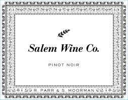 Salem Wine Company Pinot Noir 2018 - 750ml