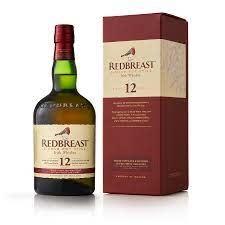 Redbreast 12 Year Old Single Pot Still Irish Whiskey - 750ml