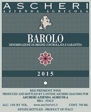 Ascheri Barolo 2016 - 750ml