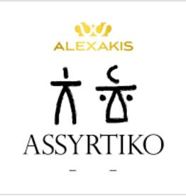 Alexakis Assyrtiko 2020 - 750ml