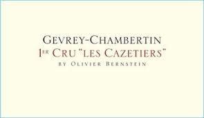 """Olivier Bernstein Gevrey-Chambertin 1er Cru """"Les Cazatieres"""" 2014 - 1.5L"""