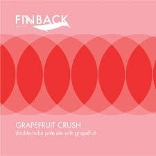 "Finback ""Grapefruit Crush"" IPA Case Cans 6/4pk - 16oz"