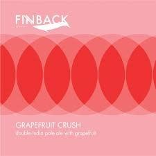 "Finback ""Grapefruit Crush"" IPA Cans 4pk - 16oz"