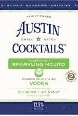 Austin Craft Cocktails Cucumber Vodka Mojito Cans 4pk - 355ml
