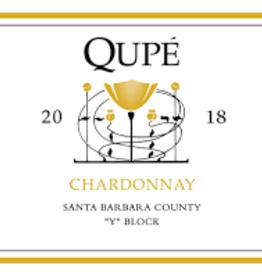 Qupé Chardonnay Y Block Santa Barbara County 2018 - 375ml