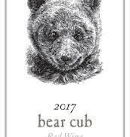 Bear Cub Red Wine Colombia Valley 2017 - 750ml