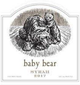 Baby Bear Syrah Colombia Valley 2017 - 750ml