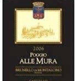 """Banfi Brunello di Montalcino """"Poggio alle Mura"""" 2006 - 750ml"""