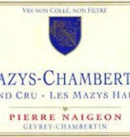 "Pierre Naigeon Mazys Chambertin Grand Cru ""Les Mazys Hauts"" 2014 - 750ml"