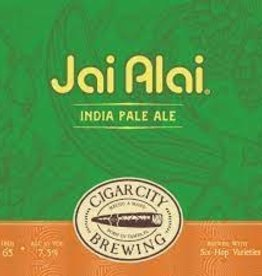 """Cigar City Brewing """"Jai Alai"""" IPA Cans 12pk - 12oz"""