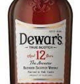 Dewars Scotch 12 Year Special Reserve - 750ml