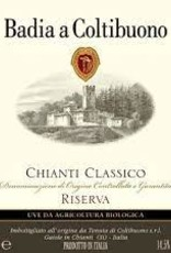 Badia A Coltibuono Chianti Classico Riserva 2009 - 750ml