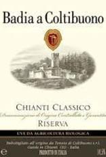 Badia A Coltibuono Chianti Classico Riserva 2016 - 750ml