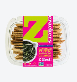 Z Crackers Red Onion + Rosemary 8oz