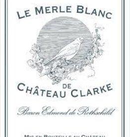 """Chateau Clarke """"Merle Blanc"""" 2019 - 750ml"""