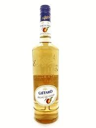Giffard's Creme de Peche Liqueur 750ml