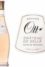 """Domaines Ott Rosé """"Château de Selle"""" Cotes de Provence 2020 - 750ml"""