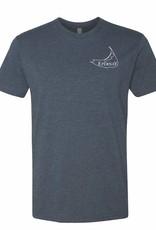 Epernay Tee Shirt Men's - Midnight Navy