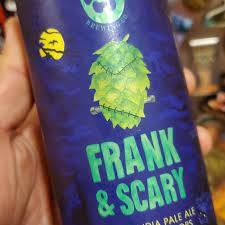 Beer'd Frank & Scary DIPA Case Cans 6/4pk - 16oz