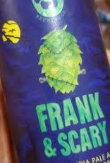 Beer'd Frank & Scary DIPA Cans 4pk - 16oz