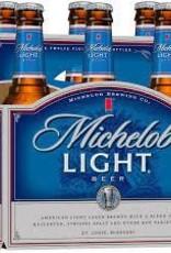 Michelob Light Case Bottles 4/6pk - 12oz