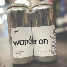 "Finback ""Wander On"" IPA Case Cans 6/4pk - 16oz"