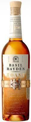 """Basil Hayden's """"Toast"""" Bourbon 750ml"""